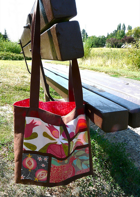 Tote Tutorial for Spoonflower